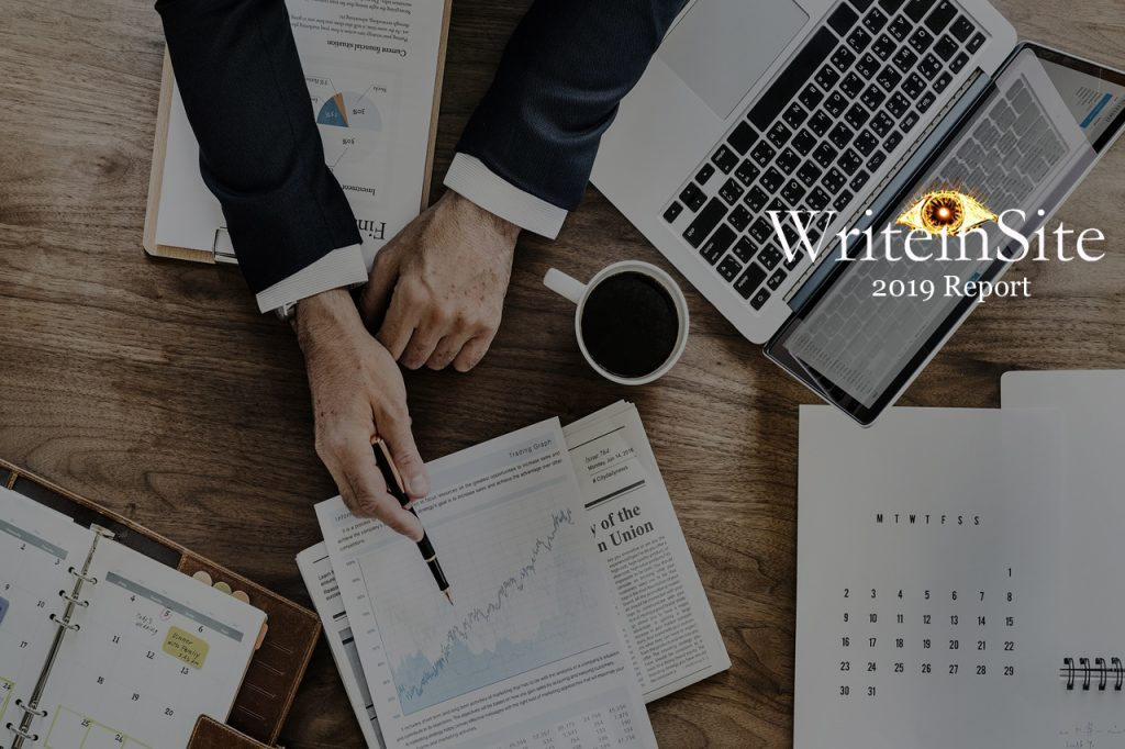 WriteinSite: End of Year Report 2019