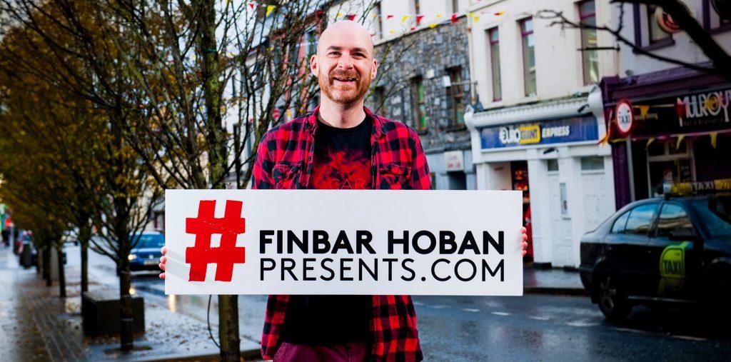Testimonial from Finbar Hoban - WriteinSite
