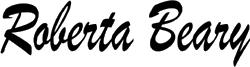 Roberta Beary Logo Home 2